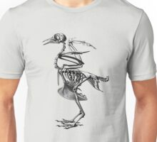 bird skeleton Unisex T-Shirt