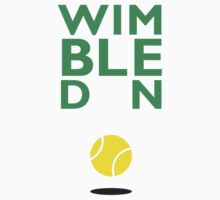 Wimbledon (green title) by crossprints