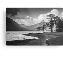 Buttermere in the Lake District Metal Print