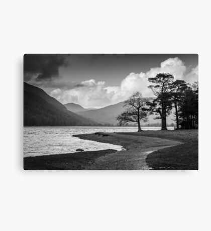Buttermere in the Lake District Canvas Print