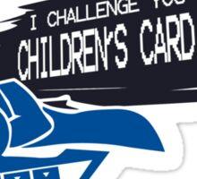 Card Game Challenge Sticker