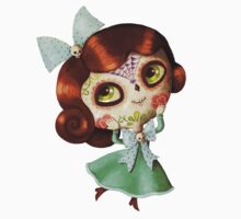 The Day of The Dead Vintage Doll Kids Clothes