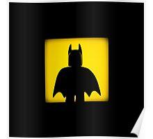 Shadow - Bat Poster