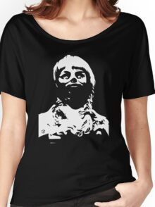 Scary Doll Women's Relaxed Fit T-Shirt
