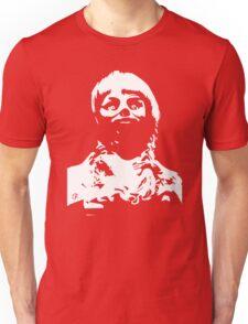 Scary Doll Unisex T-Shirt
