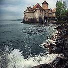 Château de Chillon by Babble Designs