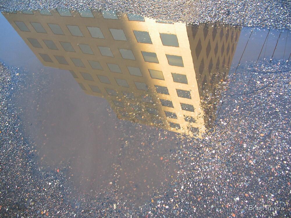 Urban Reflection by Brian Rivera