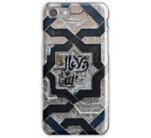 Moorish Mosaic iPhone Case/Skin