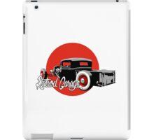 Ratrod Garage iPad Case/Skin