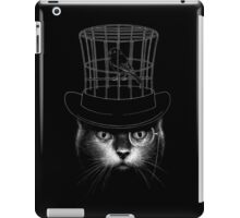 Under My Hat iPad Case/Skin