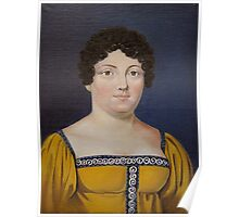 LADY FROM 1812 Poster