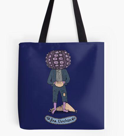 Sea Urchin Beach Boy Tote Bag