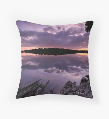 Another secret spot gone! Throw Pillow