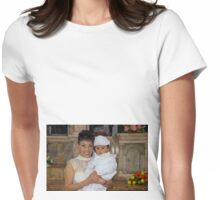 Cuenca Kids 646 Womens Fitted T-Shirt