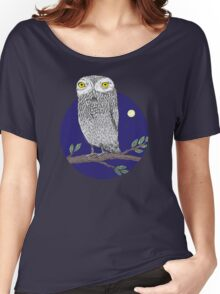 Night Owl Women's Relaxed Fit T-Shirt