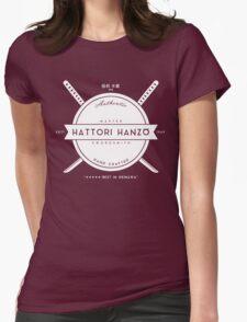 Hattori Hanzo, Master Swordsmith Womens Fitted T-Shirt