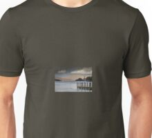Stormy Skies at Windermere Unisex T-Shirt