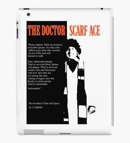 Scarf Ace iPad Case/Skin