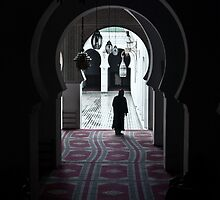 Moroccan Arches by JLCampbell