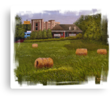A Little Bit of Country 2 Canvas Print