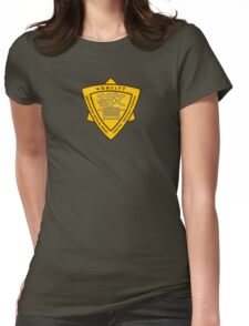 Firefly: Paradiso Sheriff's Dept. Womens Fitted T-Shirt