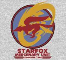 Mercenary Unit - Starfox by CuriousityShop