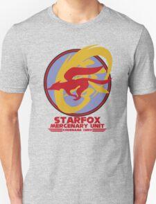 Mercenary Unit - Starfox Unisex T-Shirt