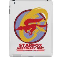 Mercenary Unit - Starfox iPad Case/Skin