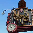 Hollywood and Vine by Karen Zimmerman
