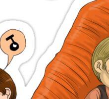 Hannibal - Carrot Sticker