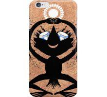 Diamond Eye Sun Dance Rorscharch Creature iPhone Case/Skin