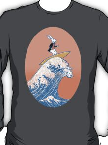 White Rabbit Surfing T-Shirt
