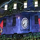 Cradox Artisanal/ Vivid 2015 /Gnomes in the Clocktower by Jane Holloway