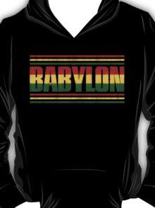 Babylon Rasta Reggae T-Shirt