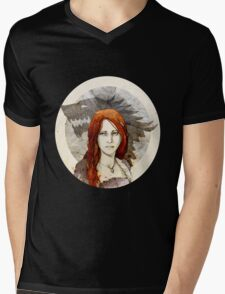 Sansa Stark Mens V-Neck T-Shirt