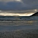 Evening rain squall. Wilsons Promontory. by johnrf