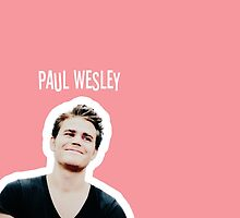 Paul Wesley v2 by ANamelessPerson