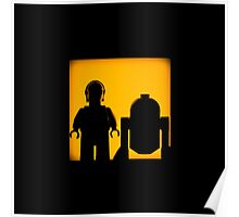 Shadow - Droids Poster