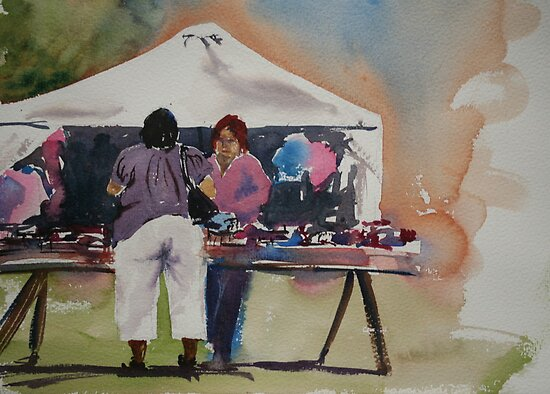 The Bargain Hunter by Pauline Winwood