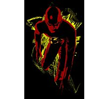Fastest Man Alive Photographic Print