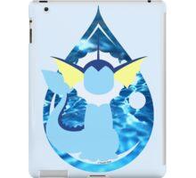 Vaporeon iPad Case/Skin