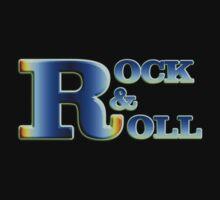 Vintage Rock&roll One Piece - Short Sleeve