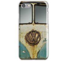 VW Rusty iPhone Case/Skin