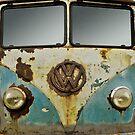 VW Rusty by Alice Gosling
