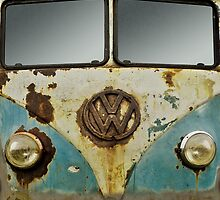 VW Rusty by Alice Gosling