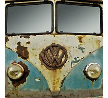 VW Rusty Photographic Print