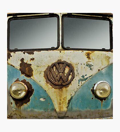 VW Rusty Photographic Print