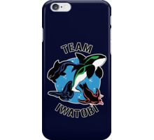 Team Iwatobi Variant iPhone Case/Skin