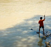 fishing by bayu harsa