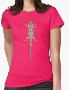 Bearded dragon 2 Womens Fitted T-Shirt